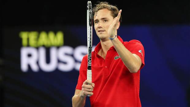 Победы Медведева и Рублева принесли России победу в ATP Cup