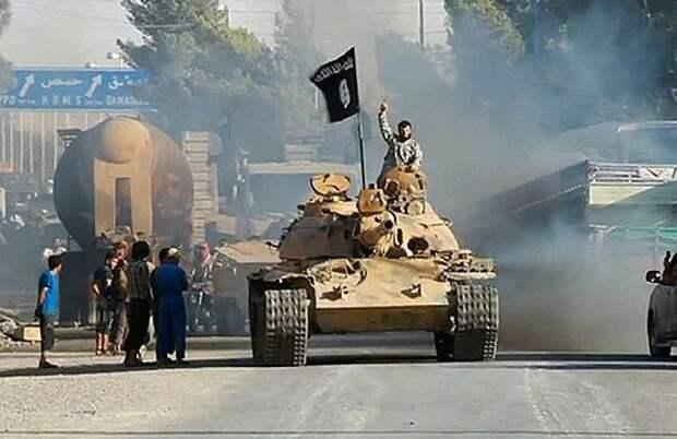Навстречу 2015-му: ИГИЛ на пороге