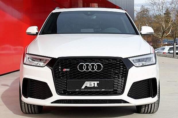 Поперед батьки: Audi RS Q3 обойдет по мощности Porsche Macan