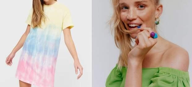 Потрясающие сочетания пастельных оттенков в летней одежде