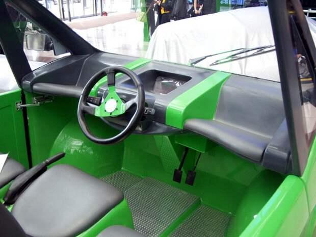 Tata OneCAT: автомобиль на сжатом воздухе из Индии