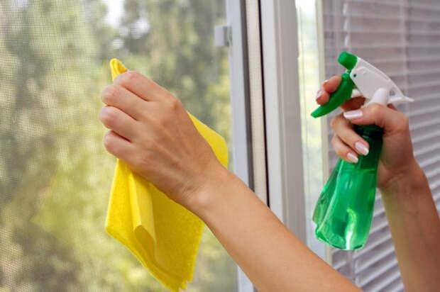 Чтобы не оседала пыль. /Фото: oknaplusdnr.com.