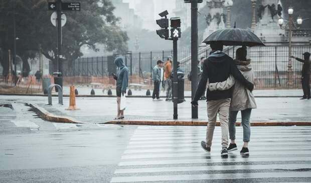 Дождь итеплую погоду пообещали жителям Ростова вовторник