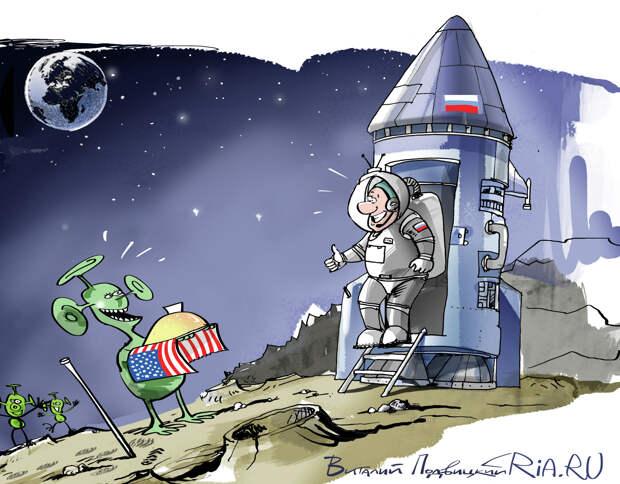 Улётный Илон Маск и конвульсии Роскосмоса