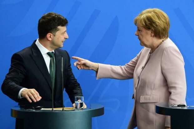 Последнее турне Меркель и просроченная вакцина для украинцев