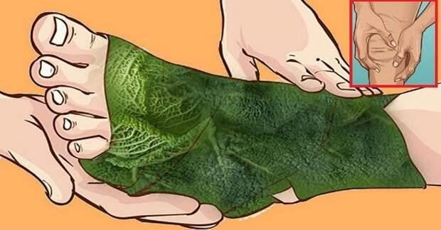 Боль в суставах больше не беспокоит! Метод из подручных продуктов работает всегда!