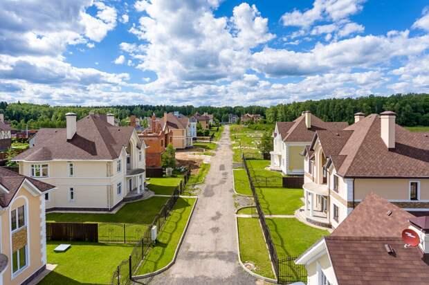 Жидкин: ввод индивидуального жилья в новой Москве резко увеличился