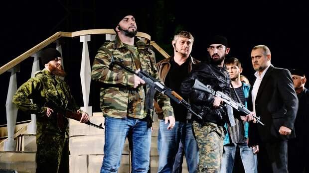 Украинский вратарь Дикань — о жизни в Грозном: «Увидел все оружие, которое существует»