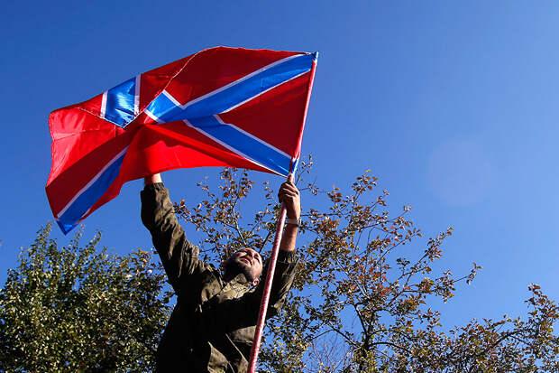 Днепропетровск выбирает Новороссию