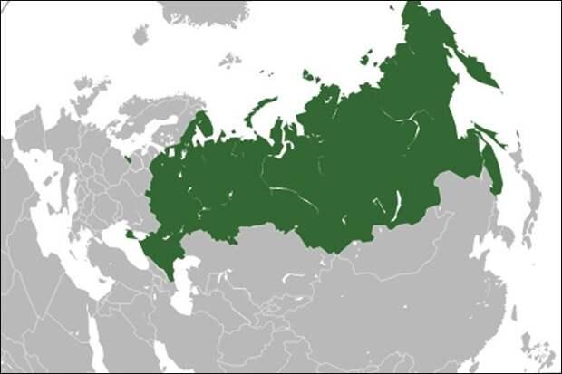 Географическое проклятие России