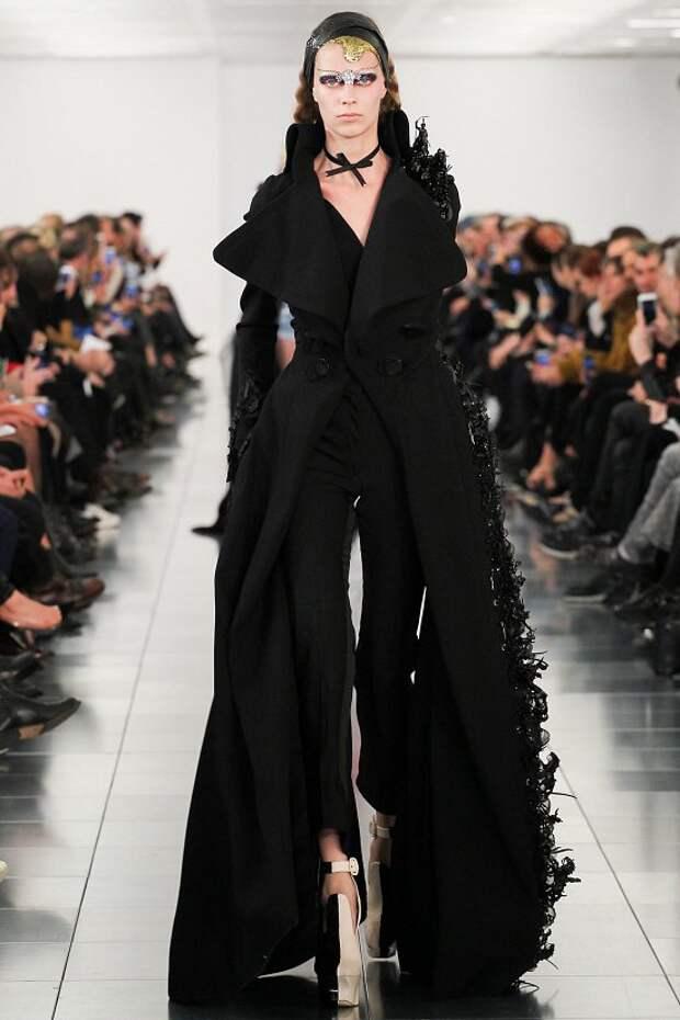 Maison Martin Margiela Couture весна-лето 2015 фото №10
