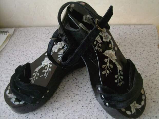 Стильные туфли для повелительницы драконов