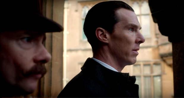 """Первый и пока единственный трейлер """"Шерлока"""""""