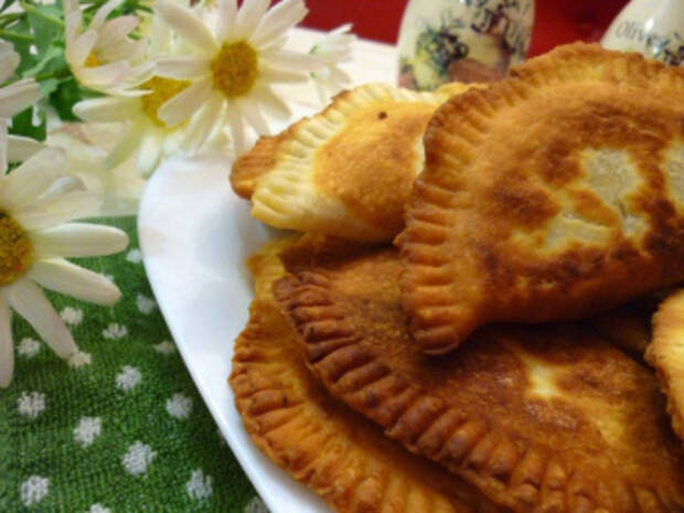 Рецепты вкусных чебуреков в мультиварке
