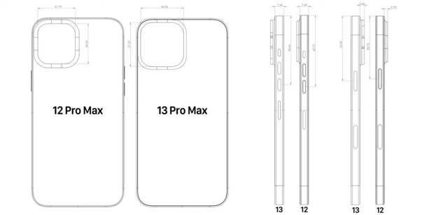 Огромная камера и толстый корпус: что известно о новом iPhone 13 Pro Max