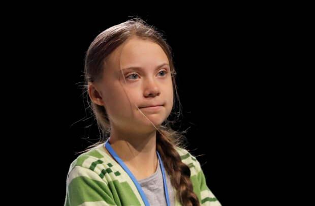 Экоактивистка Грета Тунберг заподозрила у себя коронавирус
