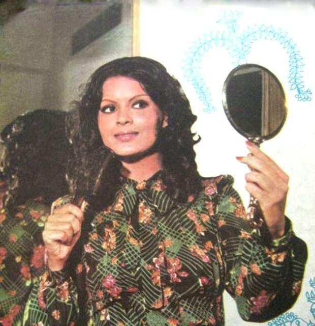 Зинат Аман фото (Zeenat Aman photo)