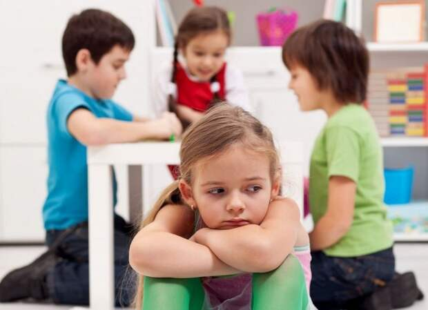 Что делать маме, если у ребёнка нет друзей