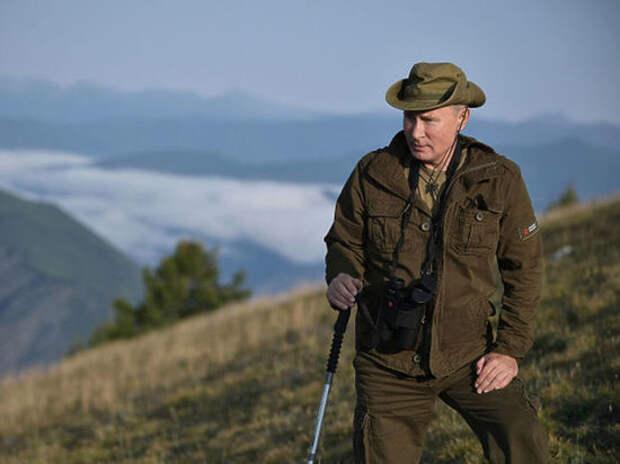 Глава Тувы рассказал, чем его покорил Путин