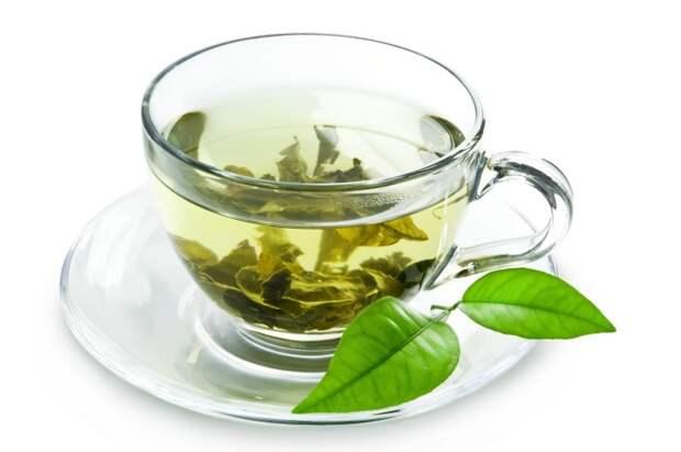 Чашечка зеленого чая по утрам – отличная альтернатива кофе. /Фото: focus7shot.com