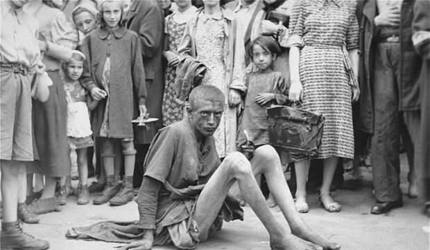 Запретные фотографии: варшавское гетто летом 1941года