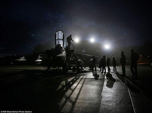 Потрясающие фото из жизни военных