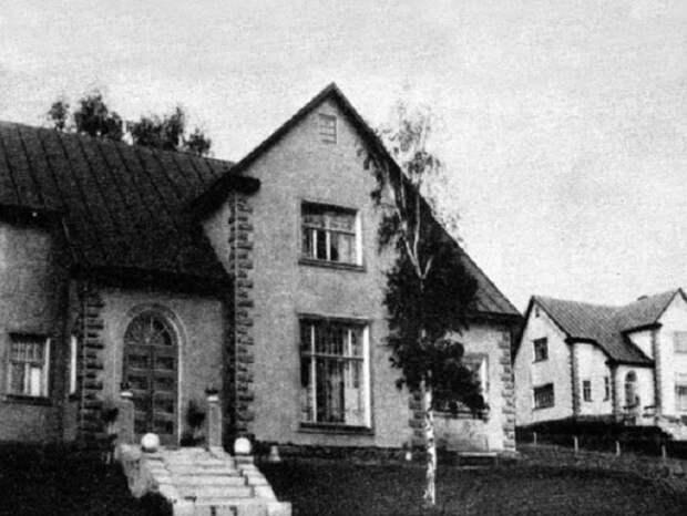 Благоустроенные дома были построены по западноевропейским стандартам (пос. «Березки», Магнитогорск).   Фото: yaplakal.com.