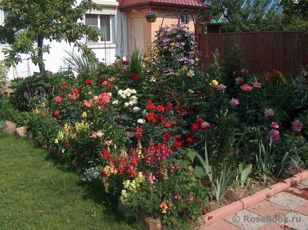Идем в гости в частный сад