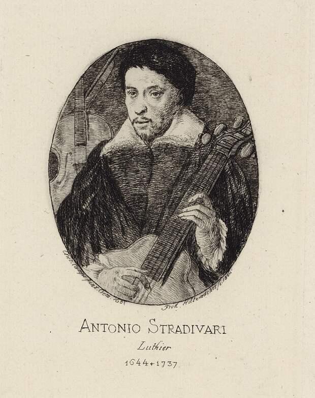 Секрет Антонио Страдивари