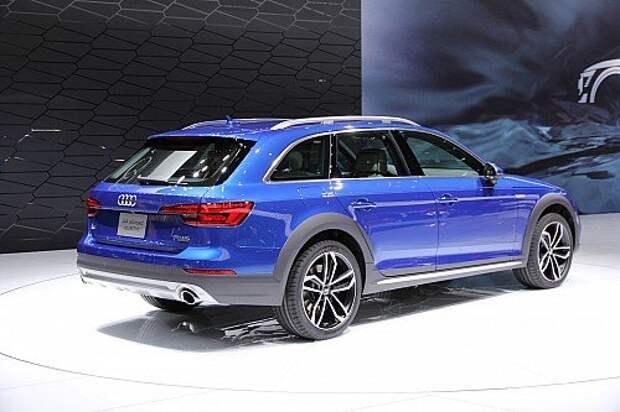 Audi A4 allroad quattro: европейской зимой по европейскому бездорожью