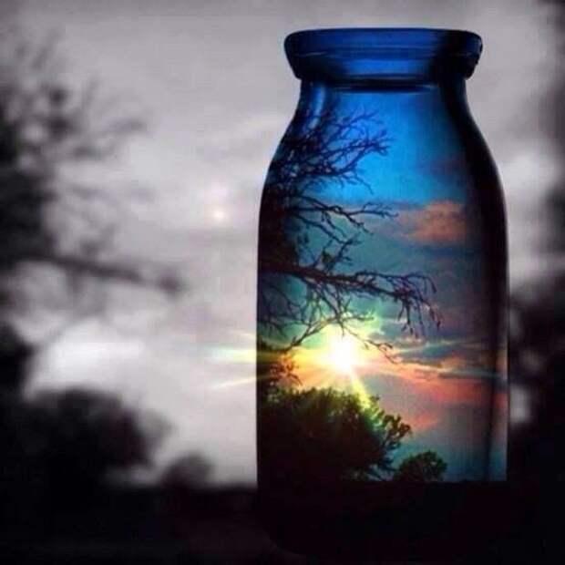 Мир в твоей бутылке (подборка)