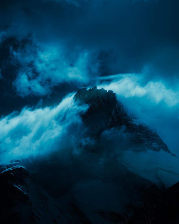 Блестящие фотографии Патагонии