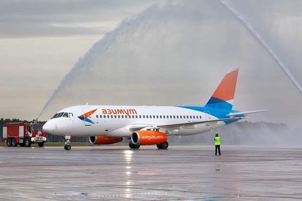 «Все летает». Совладелец «Азимута» похвалил российские Суперджеты
