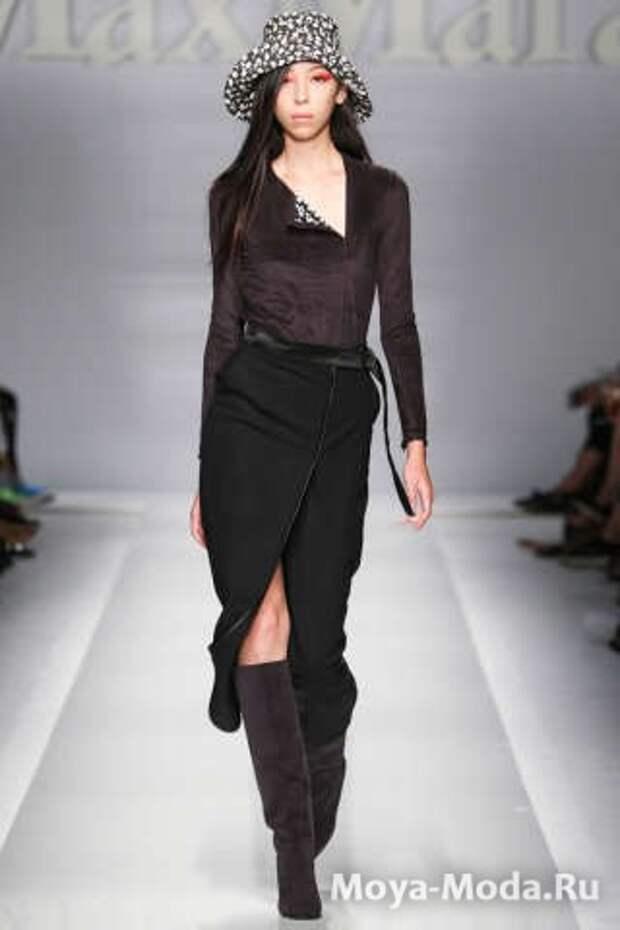 Модные юбки весна-лето 2015 Max Mara