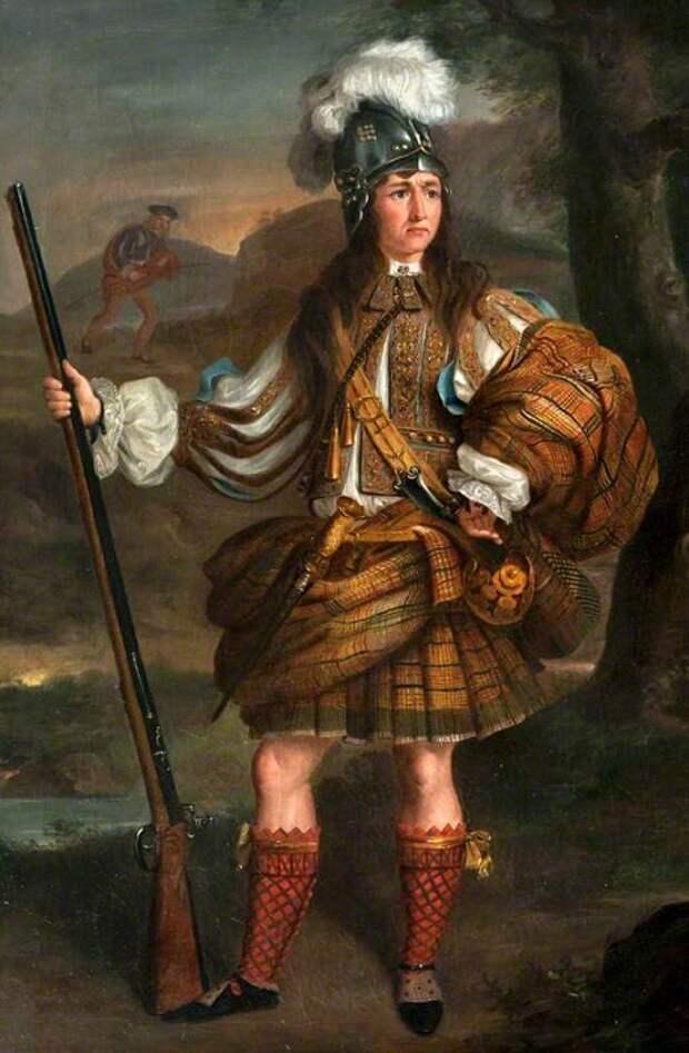 Шотландская клетка: Как появился и что скрывает традиционный орнамент на килтах