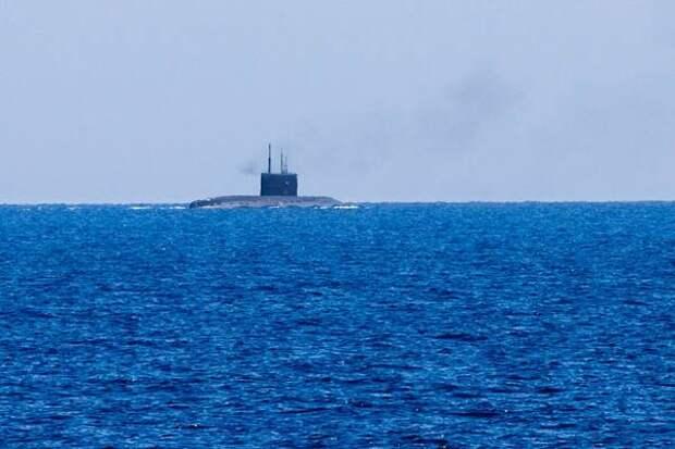ВМС Аргентины сообщили овзрыве врайоне пропажи подлодки