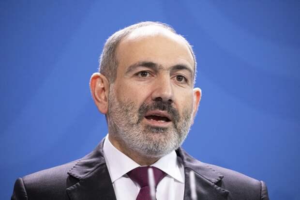 Пашинян объявил о скорой отставке