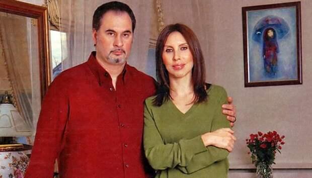 Валерий Меладзе и Ирина Меладзе.