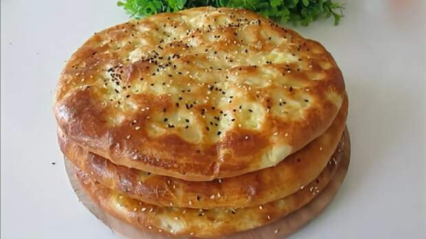 Эти лепешки с картофелем и сыром вас будут просить испечь каждый день