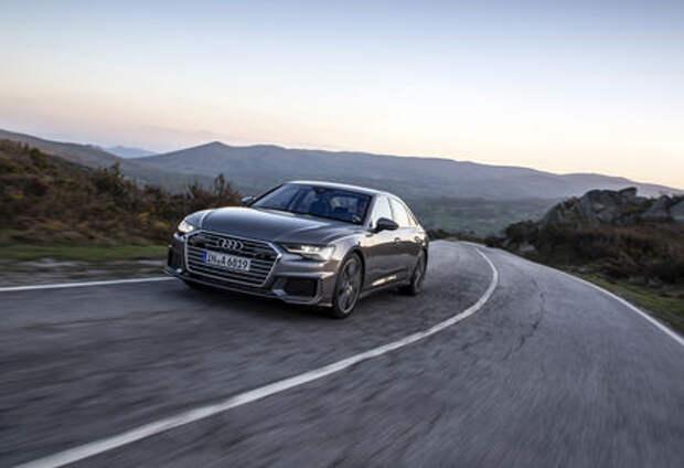 Новый Audi A6 - первые эмоции за рулем (ВИДЕО)