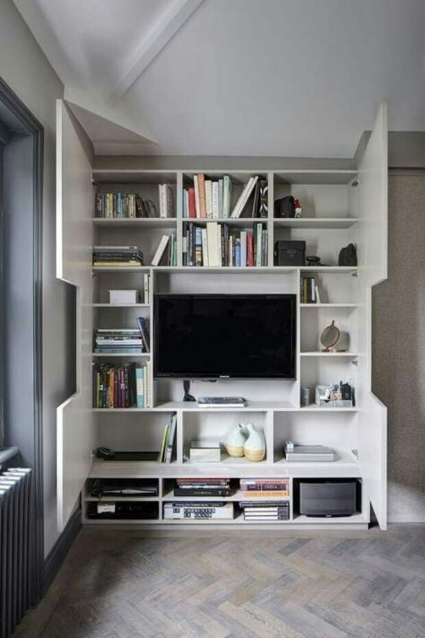 Идеальная мебель для малогабариток: экономия полезной площади