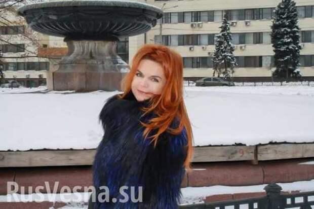 Дончанка: Страницы под названием «Украина» больше не будет в жизни наших детей | Русская весна