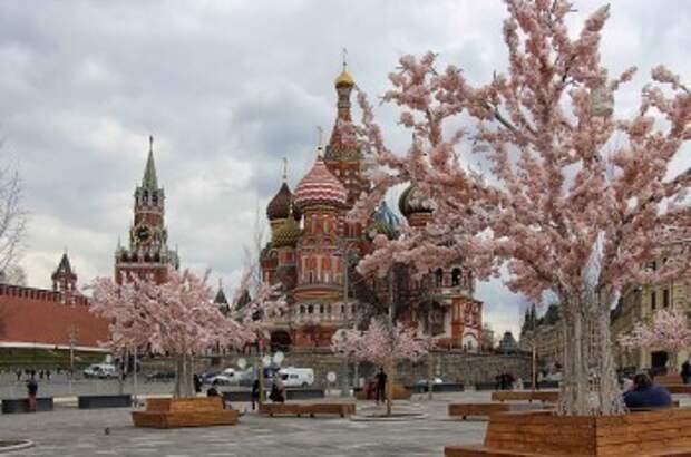 В России дни между майскими праздниками объявили нерабочими