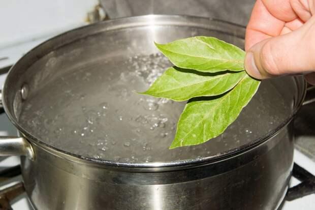 Зачем класть лаврушку в мешки с мукой и сахаром