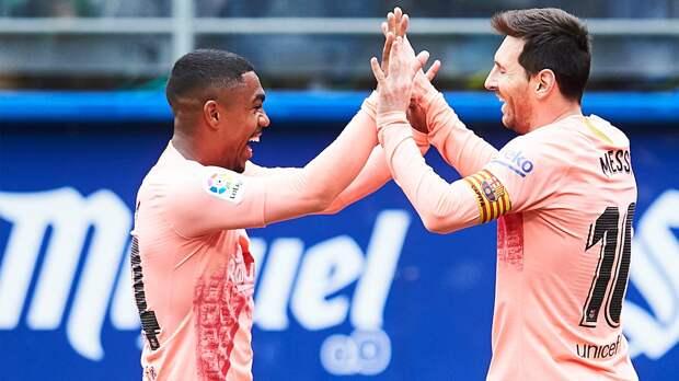 «Малкома реально сравнить сМбаппе». «Зенит» зовет игрока «Барселоны»