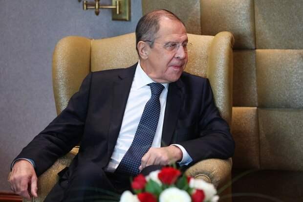 Лавров провел переговоры с первым замгоссекретаря США