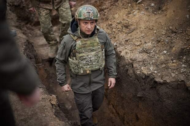 О полной готовности к атаке на Донбасс