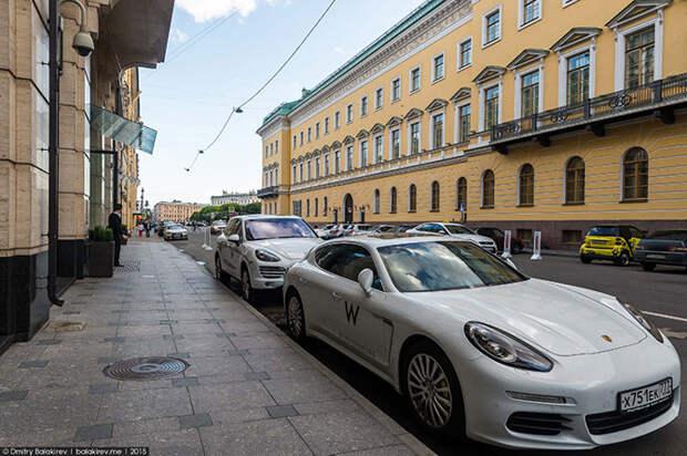 Как выглядит номер за 800 тыс. рублей в Санкт-Петербурге