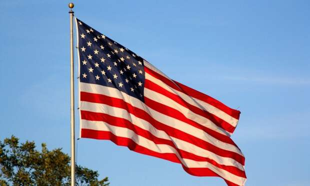 11-летнего школьника арестовали за отказ произнести клятву верности флагу США