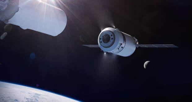 SpaceX обеспечит доставку грузов на окололунную станцию